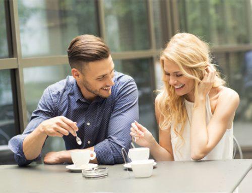 A Coffee Break Date