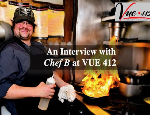 An Interview With Chef B At Vue 412