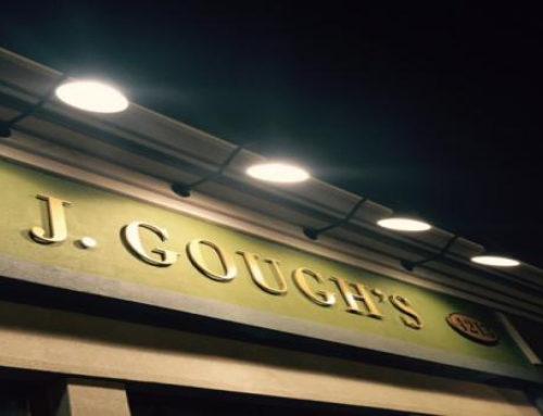 J. Gough's Tavern is the Corner Bar